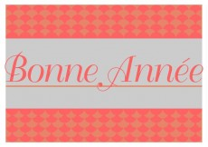 Free vector Bonne Annee Free Card Vector #22914