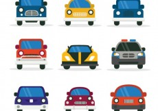 Free vector Cars collection #22080