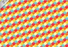 Free vector Colorful squares background #26579