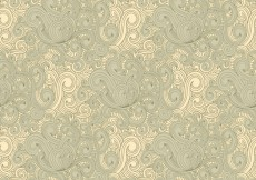 Free vector curly drawn pattern #27543