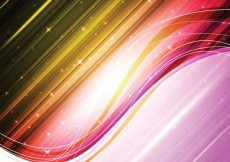 Free vector Dynamic and brilliant color background #23330