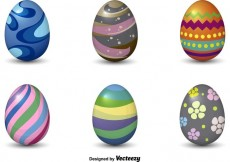 Free vector Easter Egg Vectors #27456