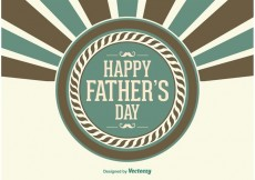 Free vector Father's Day Illustration #21989