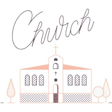Free vector Free Church Vector #24993