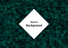 Free vector Free Polygonal Background Vector #20351