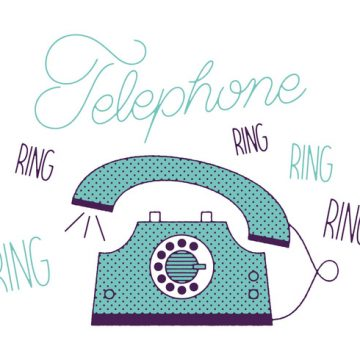 Free vector Free Telephone Vector #25003
