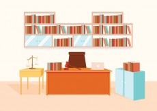 Free vector Law Office Vector #24885