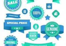 Free vector Limited special price badges #25385