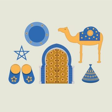 Free vector Morocco Vector Pack #23876