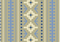 Free vector Native American Pattern Free Vector #22317