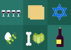 Free vector Passover #20555