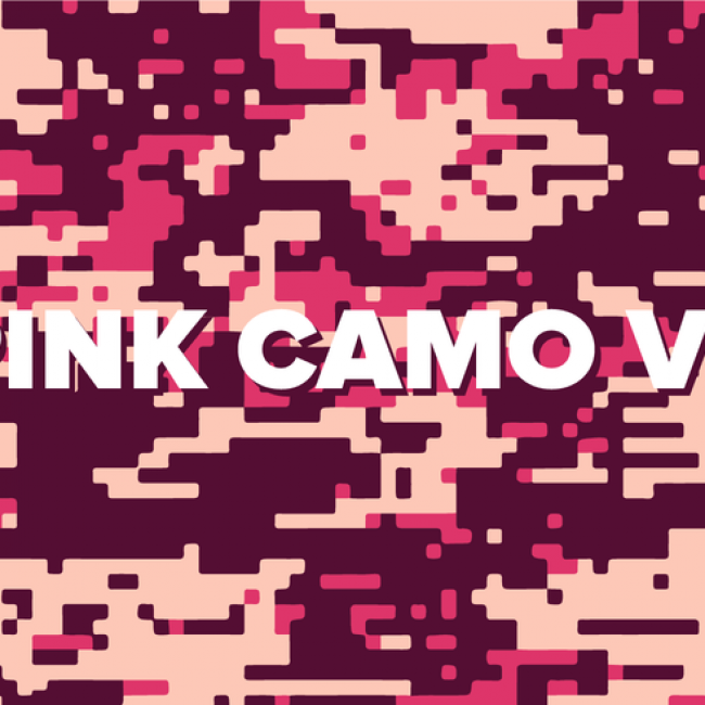 Free vector Pink Digital Camo Vector Background Texture V2 #26881