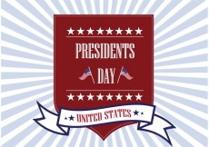 Free vector Presidents Day Background Vector #23924