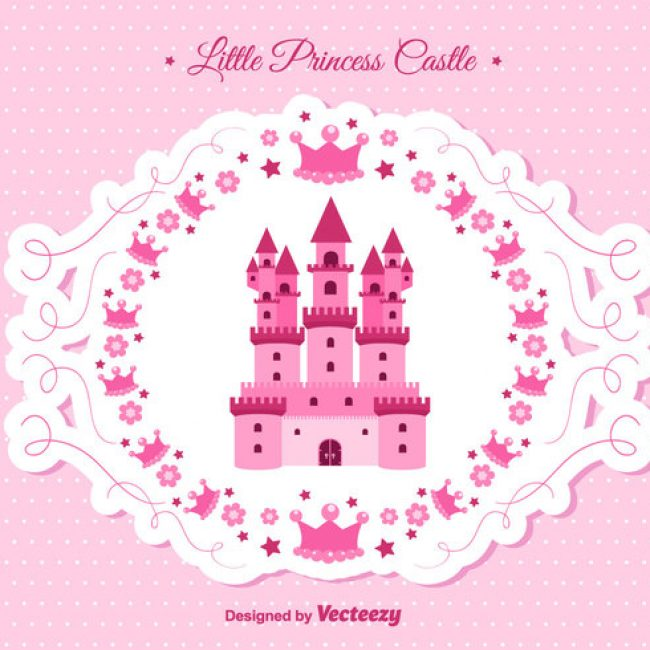 Free vector Princess Castle Vector #26867