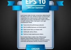 Free vector text banner #27237