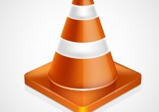 Free vector Traffic cone in realistic style #25895