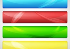 Free vector Variety of web banners #21082
