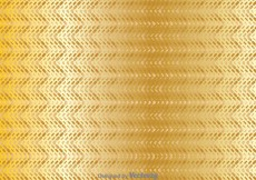 Free vector Gold Geometric Zig Zag Background #26430