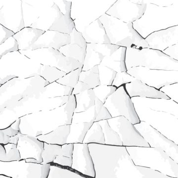 Free vector White cracked paint vector #25552