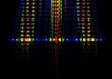Free vector Abstract Colorful Lines Background #33791