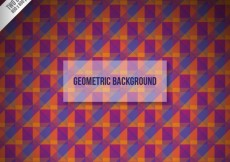 Free vector Abstract geometric background #34341