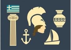 Free vector Athena Greek Goddess Vectors #29923