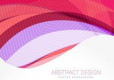 Free vector Background with pink and purple waves #30154