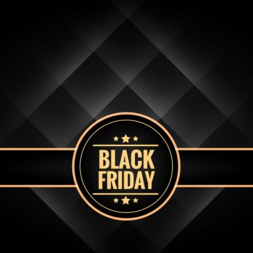 Free vector black friday background #30785
