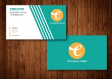 Free vector Business Card Vector Design #28957