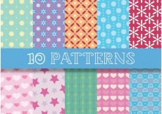 Free vector Chic Patterns #33389