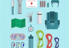 Free vector Climbing accessories #28268