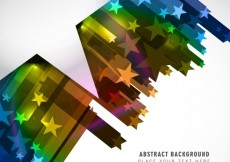 Free vector Colorful shiny stars background #32292