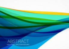 Free vector Colorful wavy background #30174