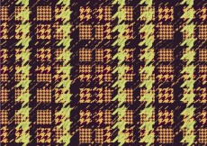 Free vector Fabric with houndstooth #30218