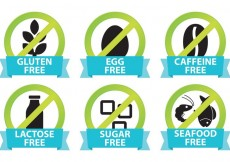 Free vector Food Allergy Icons #33925