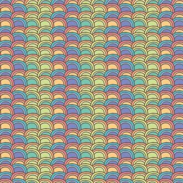 Free vector Free Fish Scale Pattern Vector Background #31395