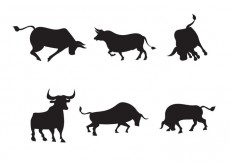 Free vector Free Vector Bull Pack #31943
