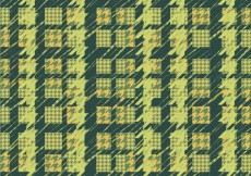 Free vector Green pattern with houndstooth #30070