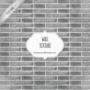 Free vector Grey Brick Wall TExture #30314