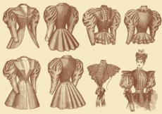 Free vector Old Style Clothes #31666