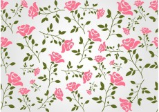 Free vector Seamless Floral Vector Background #28195