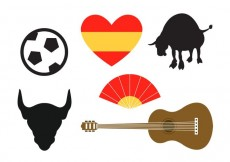Free vector Spanish Vector Icons #28315