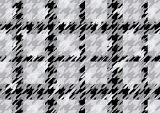 Free vector Square pattern with houndstooth #30076