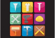 Free vector Tools Icons #33492