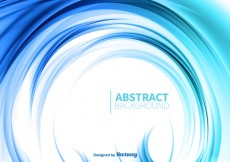 Free vector Blue abstract background #28970
