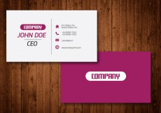 Free vector Creative Business Card #29208