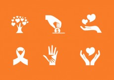 Free vector Vector Donation Icon Set #29585