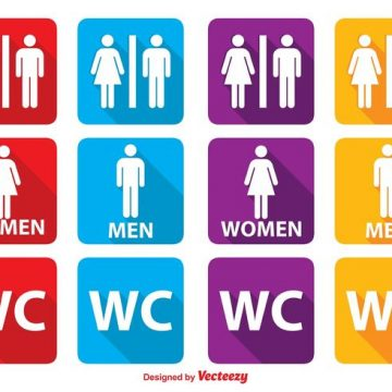 Free vector Restroom Icons #33889