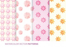 Free vector Vector Seamless Patterns #29516