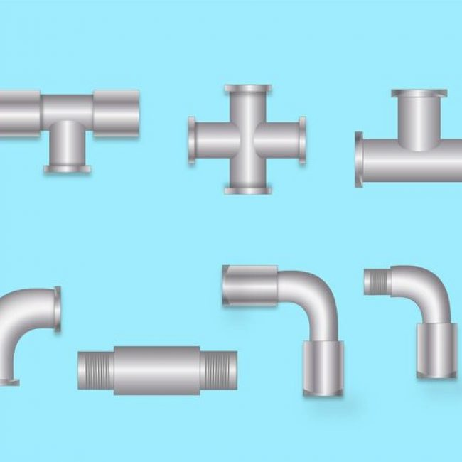 Free vector Sewer Pipe Fittings #32783
